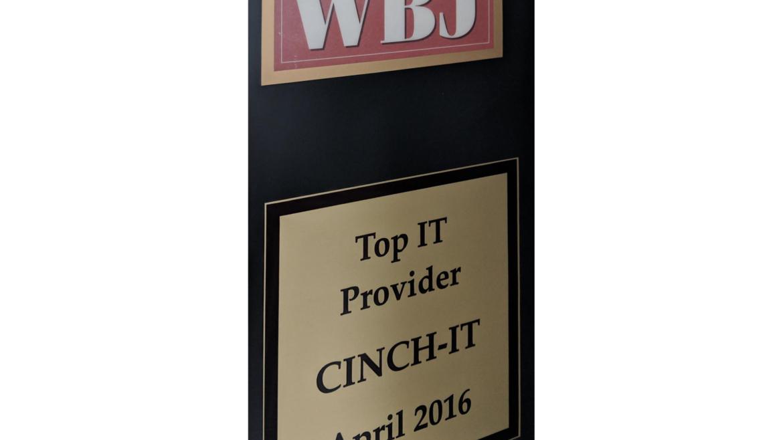 2016 Top IT Service Provider