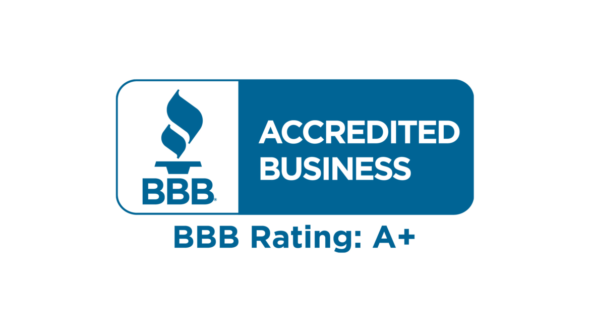 Celebrating Another Year of A+ BBB Accreditation