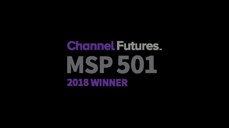 Ranked 369th Best MSP Worldwide