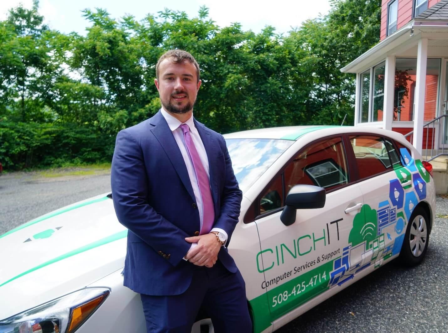 Franchise Spotlight: Jay Small of Cinch I.T.