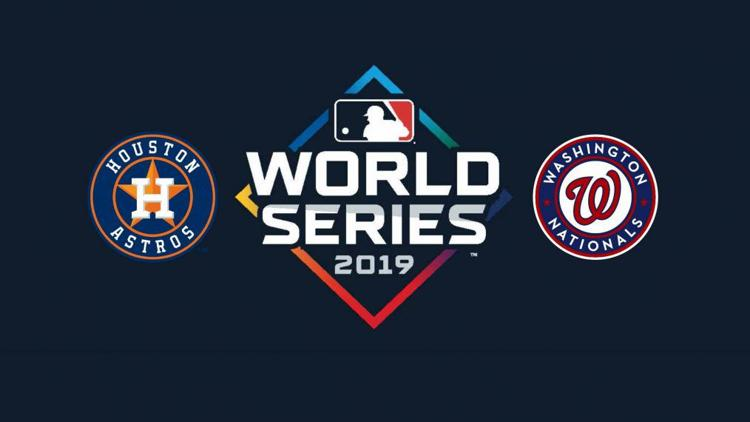 2019 MLB World Series