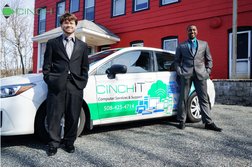 Cinch I.T. Marlborough, MA Is Open for Business