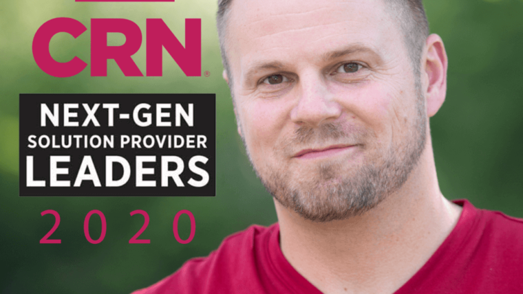 Cinch I.T. President Awarded CRN Next-Gen Solution Provider for 2020