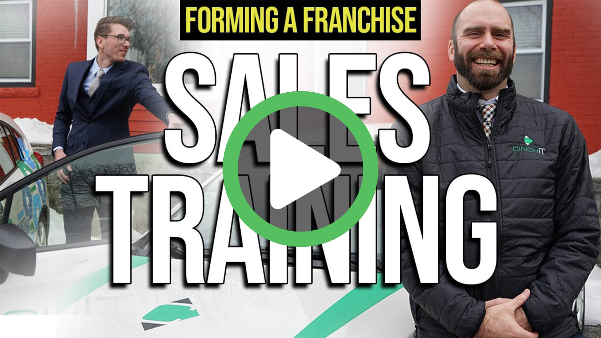 S3 EP2: Sales Training | A Franchise Designed For Sales Professionals