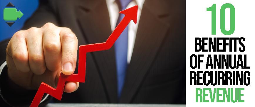 10 Benefits of Annual Recurring Revenue
